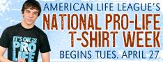 pro life tshirts