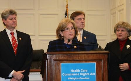HCCRA press conference - black, fortenberry, fleming