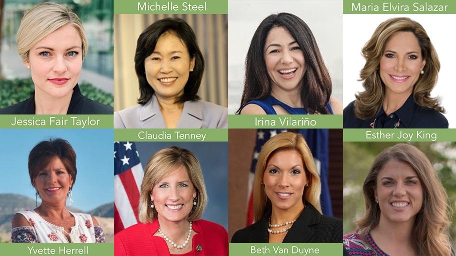 Washington Times: Pro-life Susan B. Anthony List endorses eight Republican women for Congress